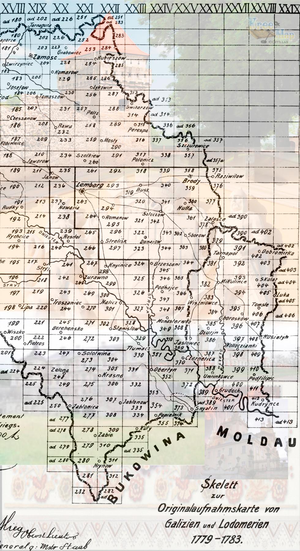 Карты Фон Мига