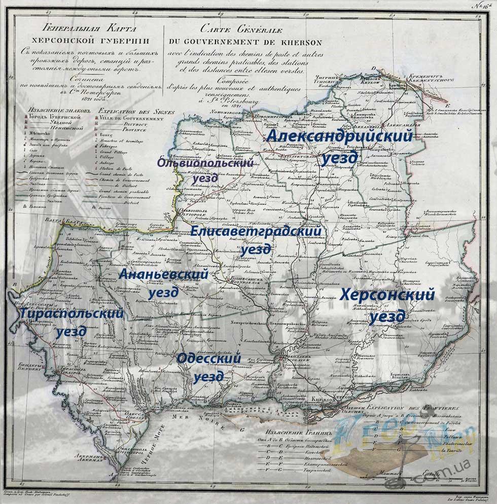 ПГМ Екатеринославской губернии