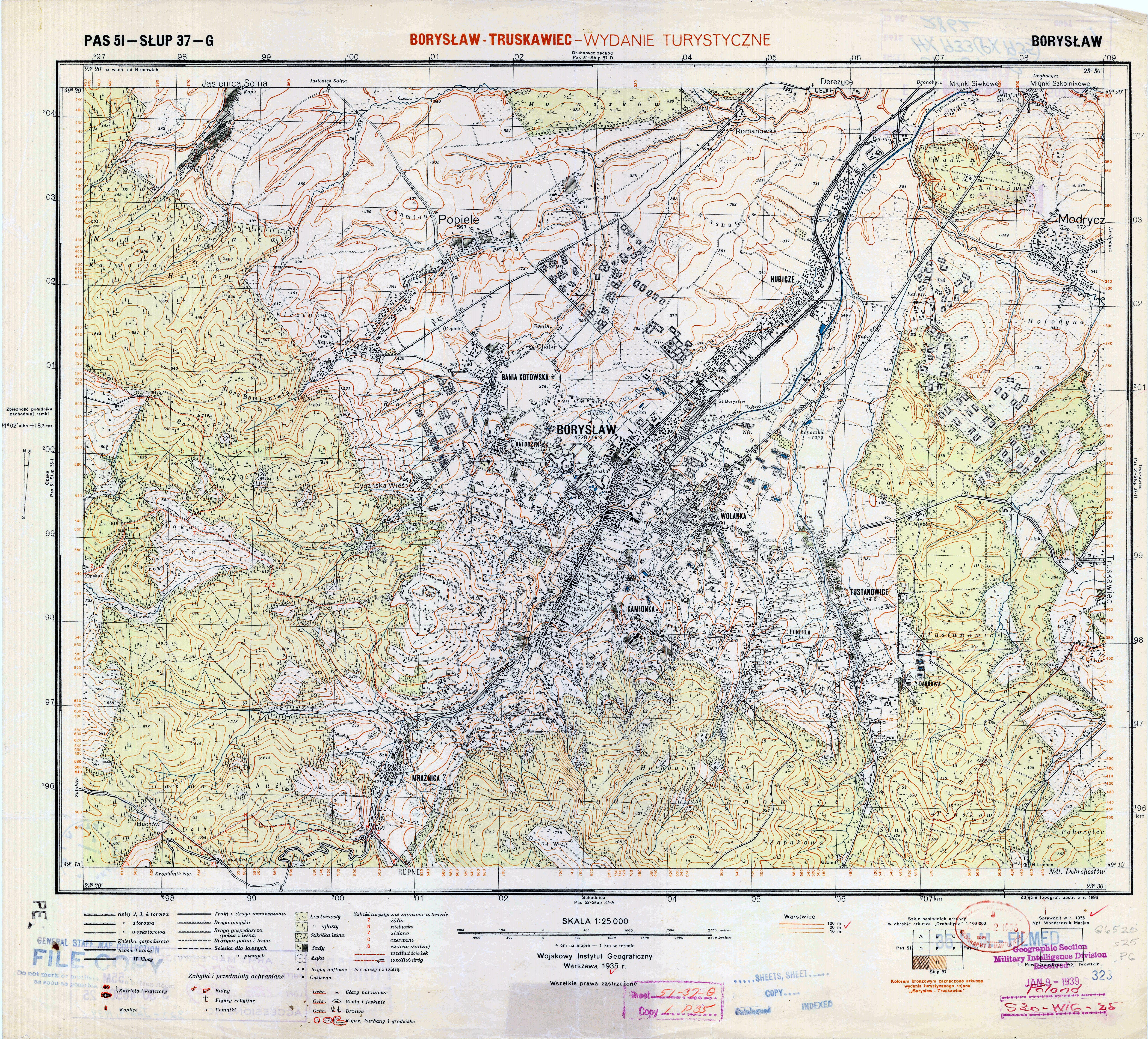 Топографические карты генштаба 250 метровки consultantstekst.